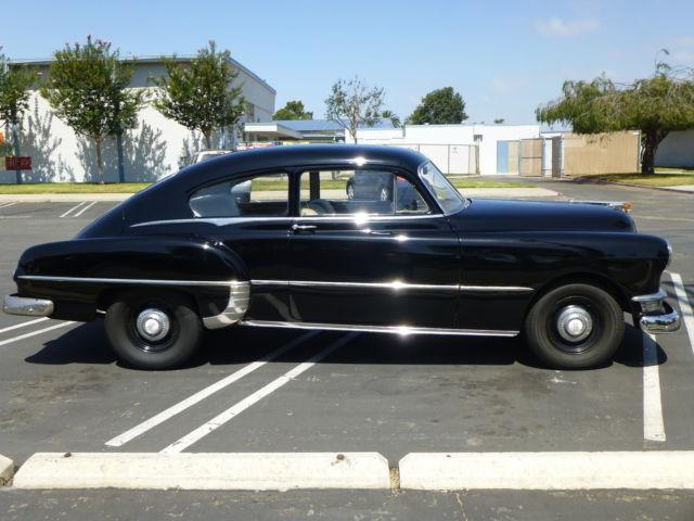 Find car color by vin number - 1950 Pontiac Silver Streak 2 Door Fastback No Reserve For Sale