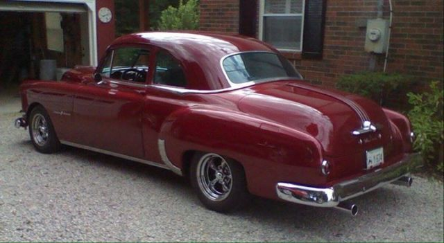 1950 Pontiac Other Silver Streak, Coupe