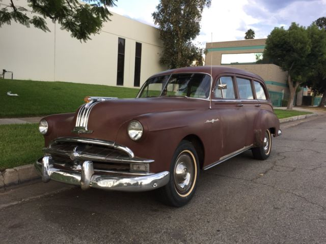 1950 Pontiac Other Standard