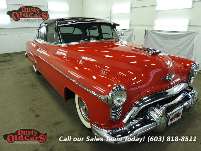 1950 Oldsmobile Ninety-Eight Runs Drives Body Inter VGood 303V8 4spd auto