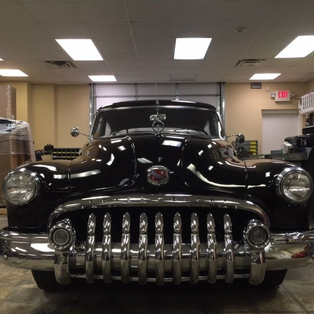 1949 Buick Super: 1950 RoadMaster Inline V8 W/ Dynaflow For Sale: Photos