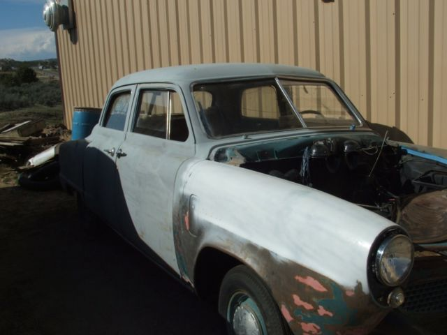 1950 studebaker bullet nose 4 door 1 1950 studebaker bullet nose 4 door for sale photos, technical 1950 studebaker champion wiring harness at n-0.co