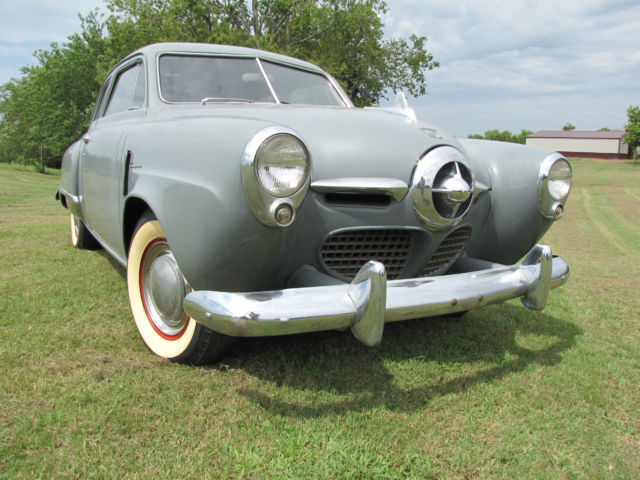 1950 Studebaker Champion 2 door sedan coupe 50's HOT ROD