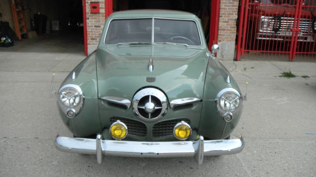 1950 Other Makes Champion Coupe