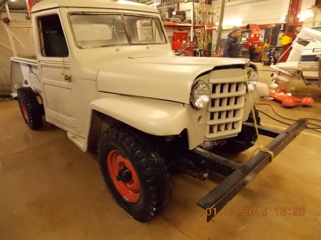 1950 Willys Overland