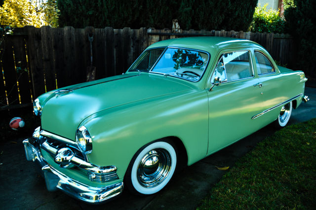 1951 Ford Other Business
