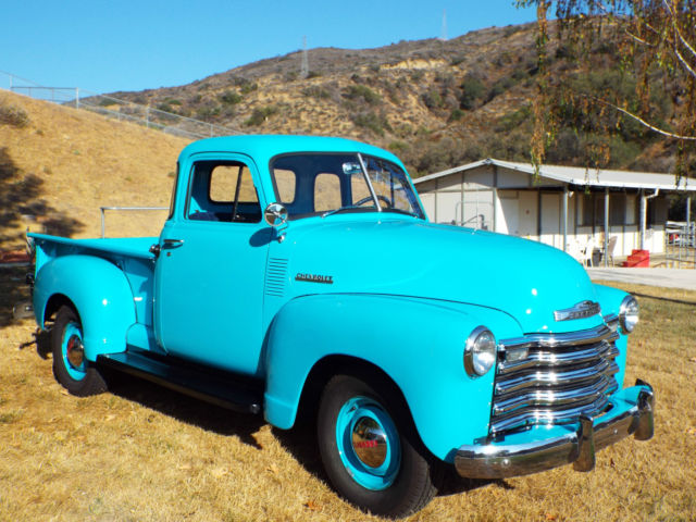 1951 Chevrolet Other Pickups THRIFT 1500