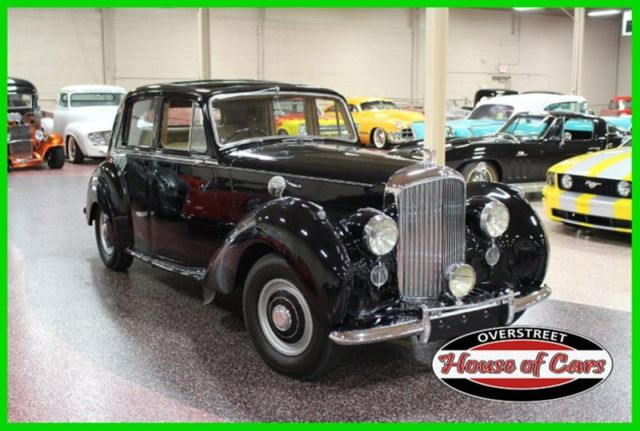 1951 Bentley Other BENTLEY MARK VI, SALOON,PRESSED STEEL