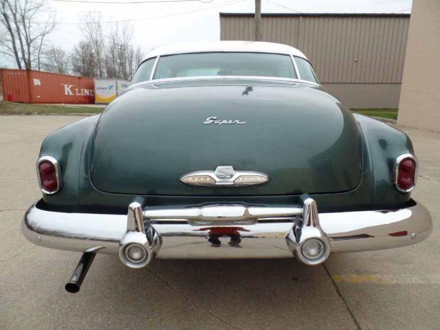 1951 Buick Riviera 2 Door Series 50 263 Cubic Inch