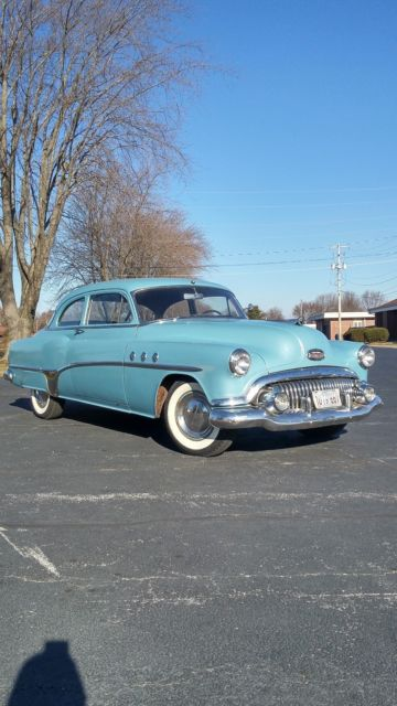 1951 Buick Special Series 40