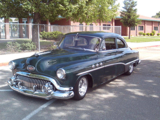 1951 Buick Special Dynaflow