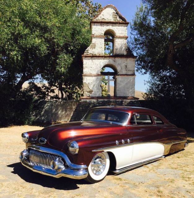 Buick Cars For Sale: 1951 Buick Special Riviera Kustom Lead Sled Custom Hot Rod