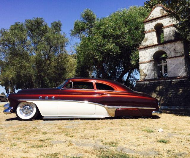 1951 Buick Special Riviera Kustom Lead Sled Custom Hot Rod Rat Rod 1953 For Sale Photos