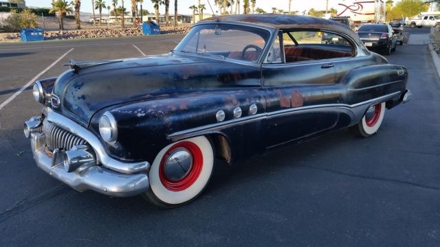 1951 Buick SUPER 2 DOOR HARDTOP SUPER