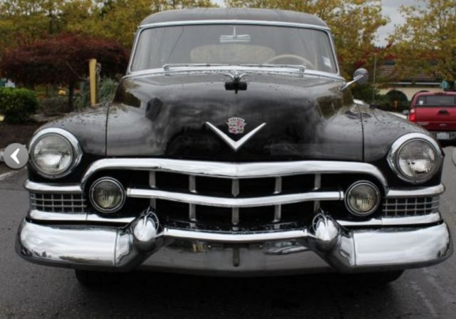 1951 Cadillac fleetwood limousine