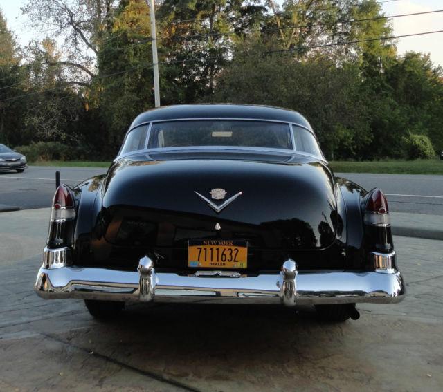 1951 Cadillac Series 62 Coupe. Original Car! For Sale
