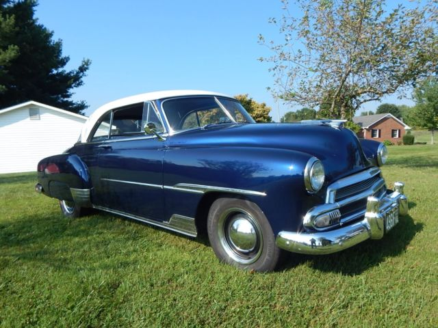 1951 Chevrolet Bel Air/150/210 Belair