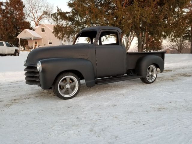 1951 Chevrolet Other Pickups 5 Window