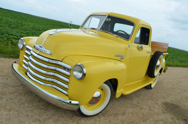 1951 chevrolet 3100 pickup chevy truck not c10 ford 1952 1953 1955 for sale photos technical. Black Bedroom Furniture Sets. Home Design Ideas