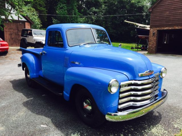 1951 chevrolet 3100 pickup truck 5 window full restoration for 1951 chevy 5 window pickup for sale
