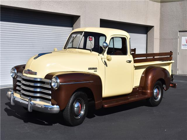 1951 Chevrolet Other Pickups 5-Window
