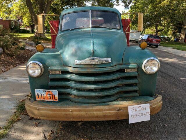 1951 Chevrolet 4100 Farm Truck For Sale Photos Technical