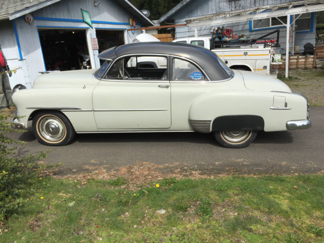 1951 chevrolet business coupe 2 door power glide for sale for 1951 chevy 2 door coupe
