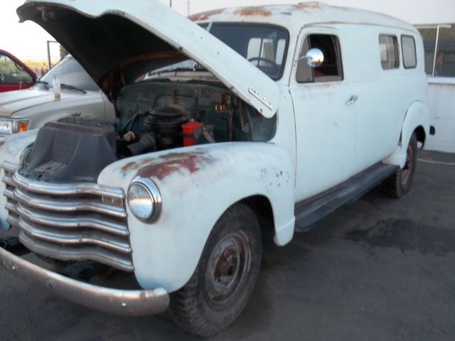 1951 Chevrolet Other panel delivery truck