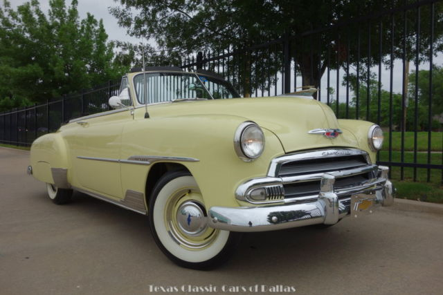 1951 Chevrolet Other Style Line