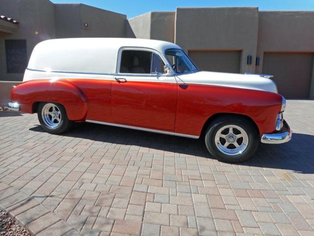 1951 Chevrolet Sedan Delivery, 1955 Chevrolet Nomad for sale