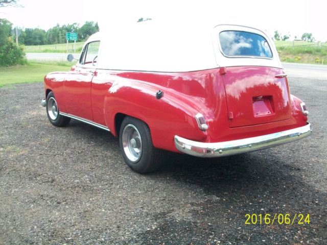 1951 Chevrolet Bel Air/150/210