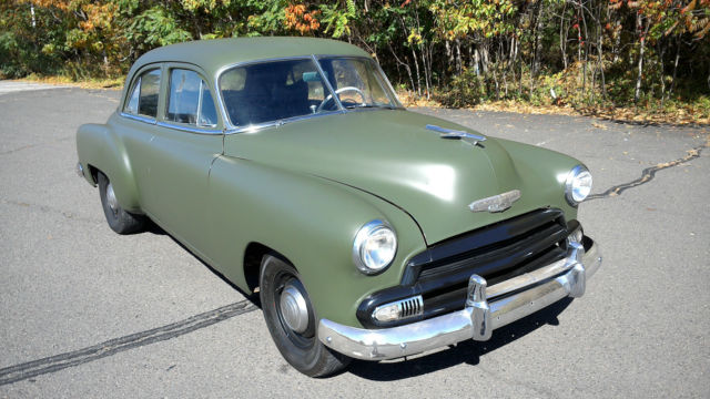 1951 Chevrolet Other Base Sedan 4-Door