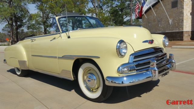 1951 Chevrolet Other Convertible