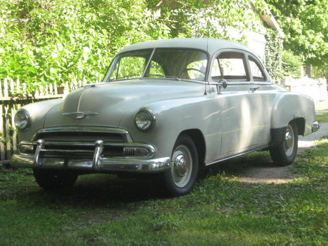 1951 Chevrolet Other business coupe