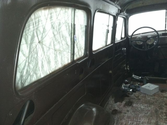 1951 Chevrolet Suburban Chevy Project Classic Custom Hot