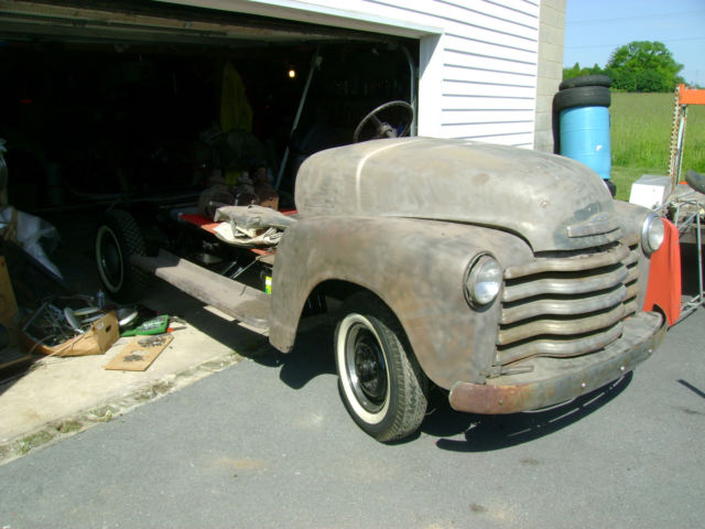 1951 Chevrolet Other Pickups canopy express 1/2 ton
