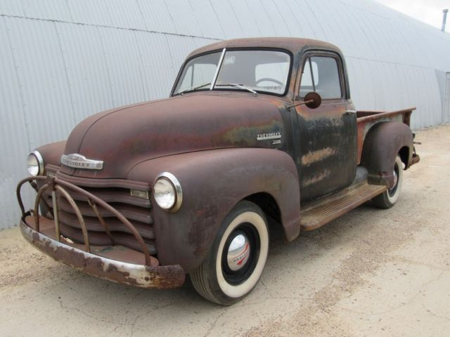 1951 Chevrolet Other Pickups 1/2 TON