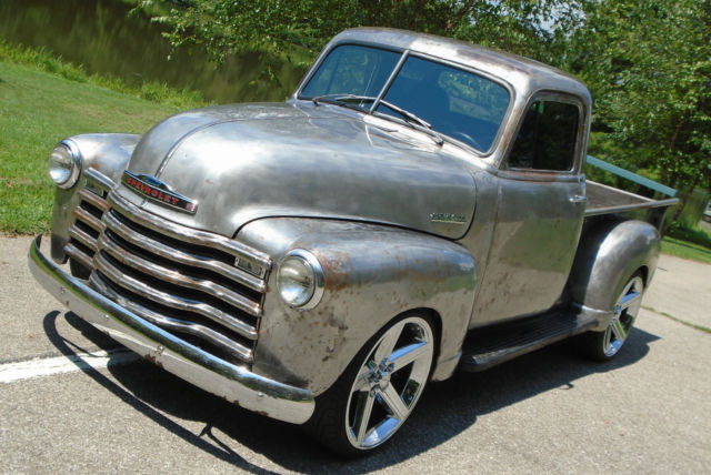 1951 Chevrolet Other Pickups 3 Window Short Bed