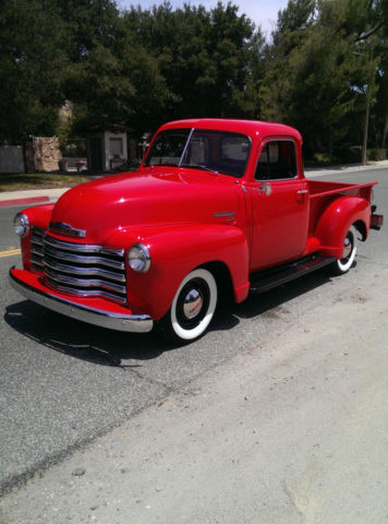 1951 chevy 3100 pickup deluxe 5 window cab all original for 1951 chevy 5 window pickup for sale
