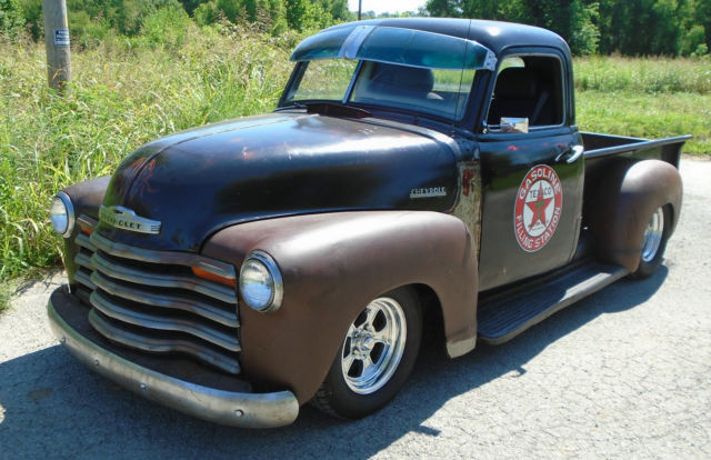 1951 Chevrolet Other Pickups Shop Truck