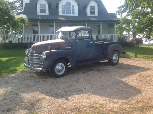 1951 Chevrolet Other Pickups 5 window pick up truck