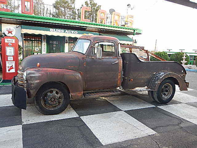 1951 Chevrolet Other Pickups 5 Window Wrecker