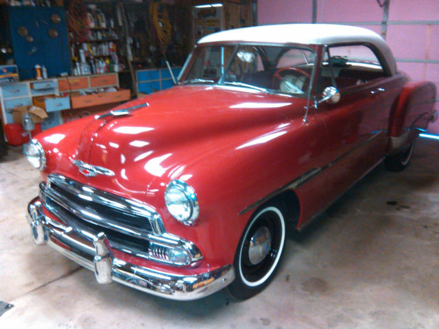 1951 Chevrolet Bel Air/150/210 Hardtop