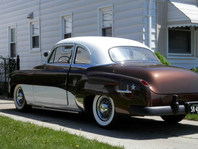 1951 Chevrolet Bel Air/150/210 sports coupe