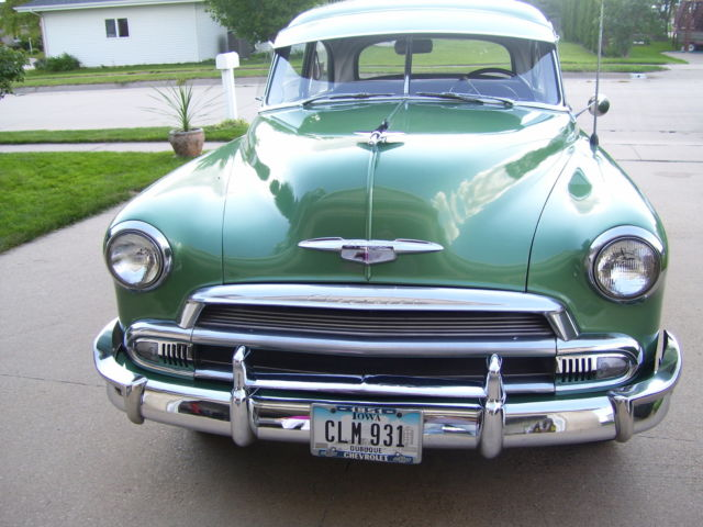 1951 Chevrolet Other Stylemaster