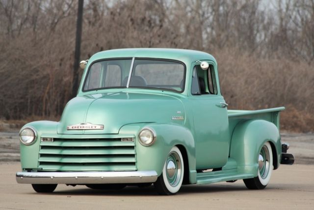 1951 Chevrolet Other Pickups