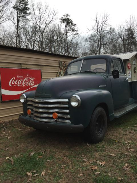 1951 Chevrolet Other Pickups Pickup longbed