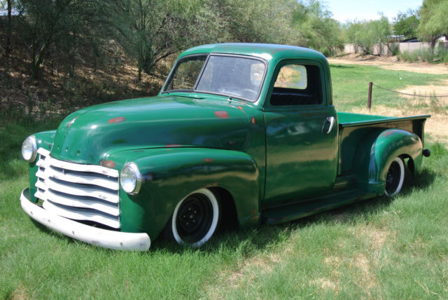 1951 chevy truck pick up short bed air bags 3100 chevrolet for sale photos technical. Black Bedroom Furniture Sets. Home Design Ideas