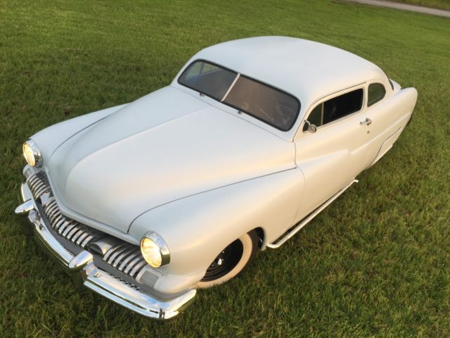 1951 Mercury 2 door Shaved