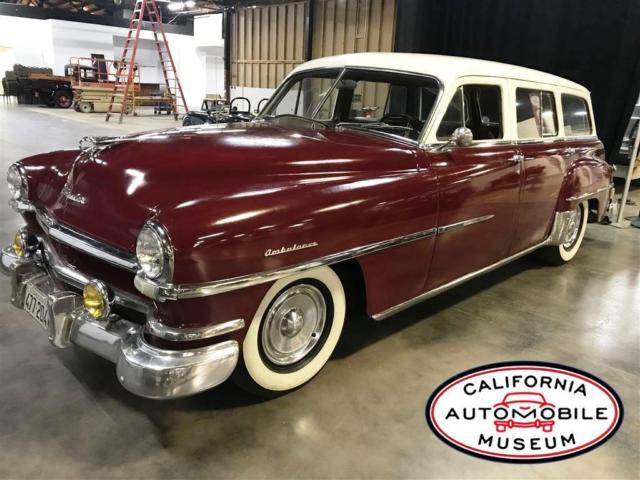 1951 Chrysler Town & Country Wagon / Ambulance for sale